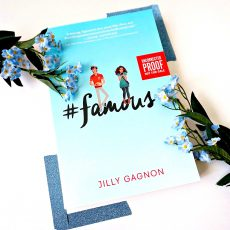 #famous by Jilly Gagnon ~ Book Review