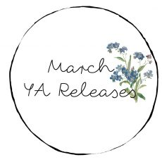 March Book Releases | 2018